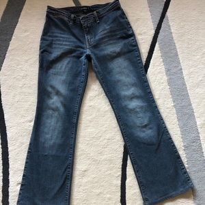 Bebe boot cut jeans